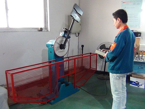 Impact Inspection Machine