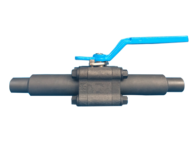 3 Piece Extended Body Ball Valve
