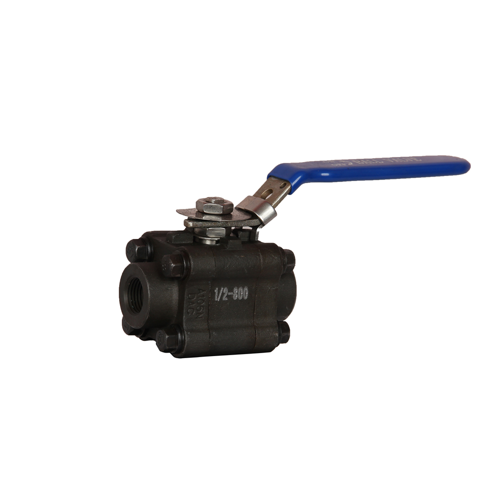 3 Piece Floating Ball Valve - NPT