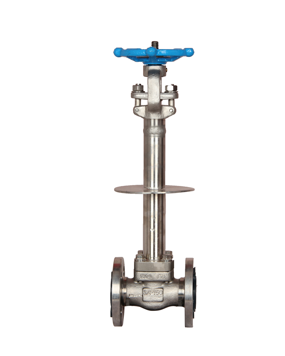 Integral Flanged Cyogenic Gate Valve